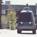 Nuro es el vehiculo automatico del CES 2018