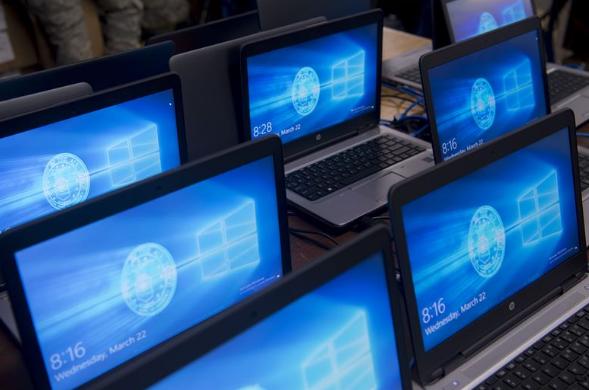 Intel y el nuevo parche de espectro de Windows 10