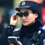 La policía en China utiliza gafas de reconocimiento facial