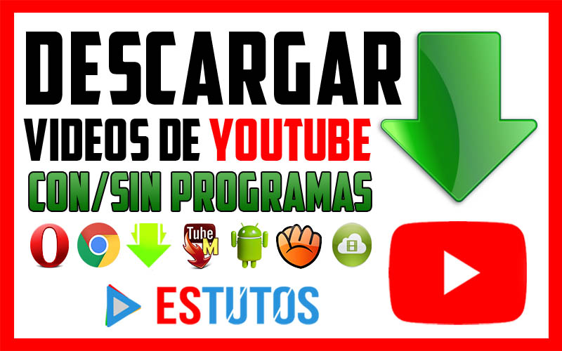 descargar vídeos de youtube