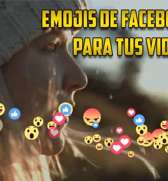 Emojis de Facebook Live para Videos - Estutos