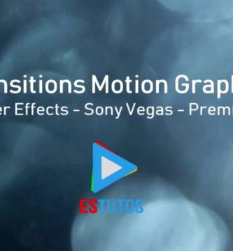 Transiciones de Luces para Vídeos en Sony Vegas Pro