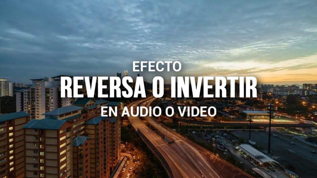 EFECTO REVESA EN SONY VEGAS PRO, COMO HACEEL EFECTO REVESA EN SONY VEGA PRO, EFECTO REVERSA A UN AUDIO O UN VIDEO