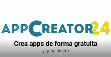 como crear una aplicacion para android con appcreator24 sin saber programar, google, youtube,, audiojungle,