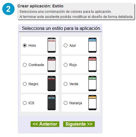 como crear aplicaciones con appcreator24